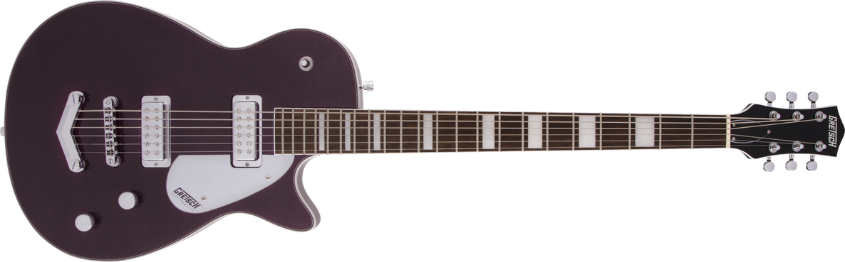 G5260 Electromatic® Jet™ Baritone with V-Stoptail, Laurel Fingerboard, Dark Cherry Metallic