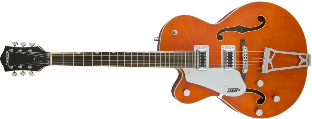 G5420LH Electromatic® Hollow Body Single-Cut Left-Handed, Orange Stain
