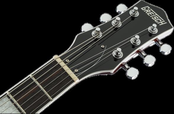 G5220 Electromatic® Jet™ BT Single-Cut with V-Stoptail, Black Walnut Fingerboard, Black