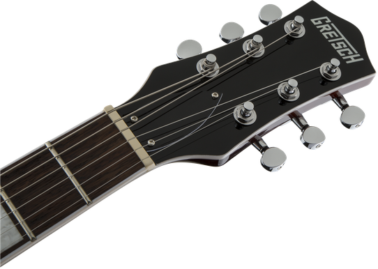 G5220 Electromatic® Jet™ BT Single-Cut with V-Stoptail, Black Walnut Fingerboard, Jade Grey Metallic