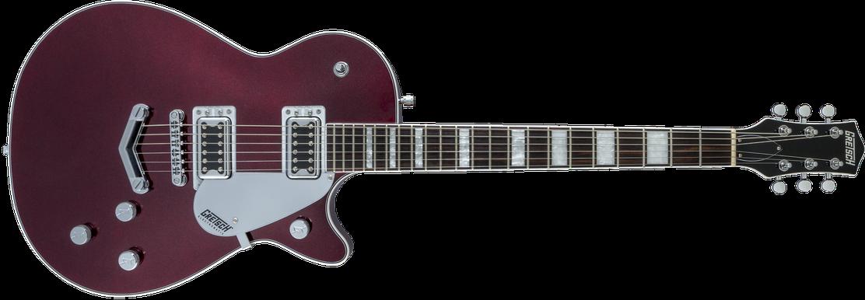 G5220 Electromatic® Jet™ BT Single-Cut with V-Stoptail, Black Walnut Fingerboard, Dark Cherry Metallic