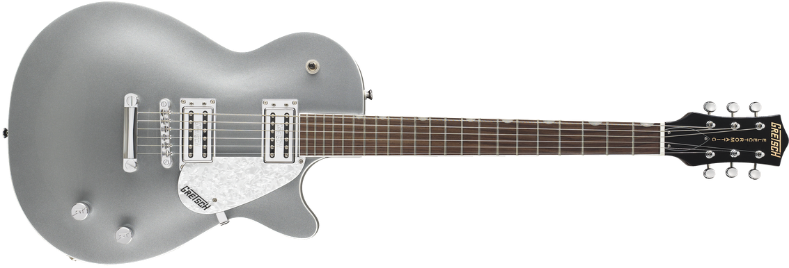 G5426 Jet Club, Rosewood Fingerboard, Silver