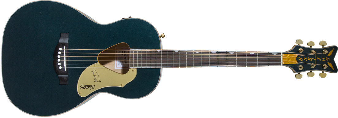 Limited Edition - G5021E Limited Edition Rancher™ Penguin™ Parlor, Rosewood Fingerboard, Midnight Sapphire