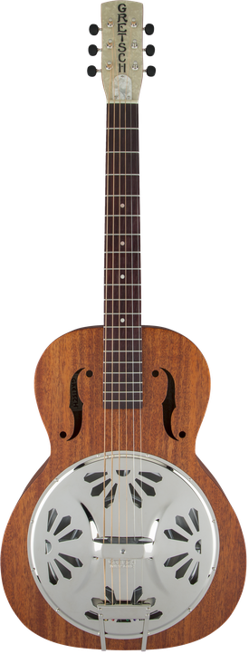 G9200 Boxcar™ Round-Neck Resonator Guitar