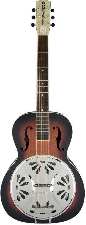 G9220 Bobtail™ Round-Neck Resonator Guitar