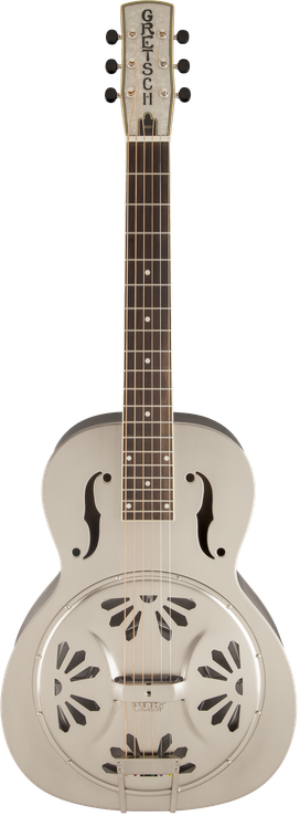 G9231 Bobtail™ Square-Neck Acoustic / Electric Steel Body Resonator Guitar