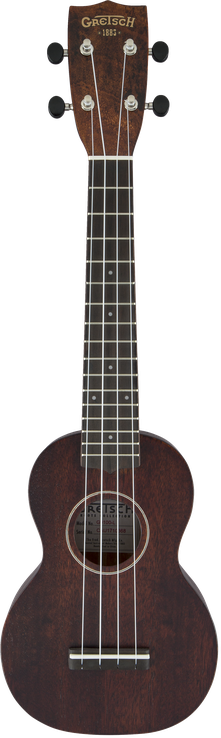 G9100-L Soprano Long-Neck Ukulele with Gig Bag