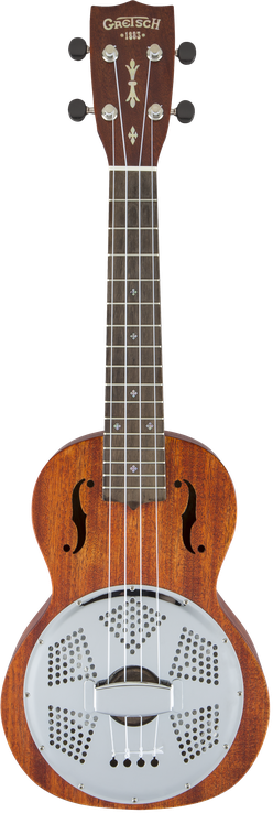 G9112 Resonator-Ukulele with Gig Bag