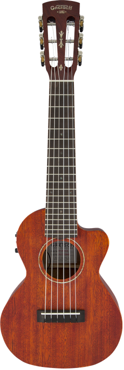 G9126 A.C.E. Guitar-Ukulele with Gig Bag, Acoustic / Cutaway / Electric