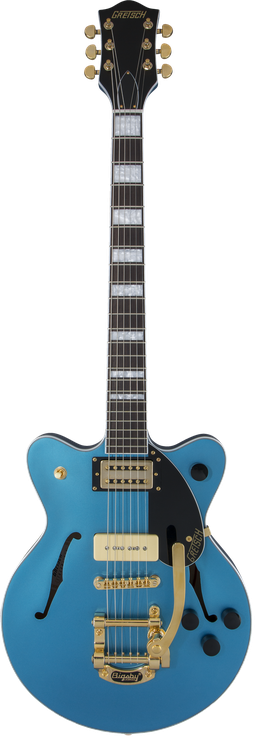 G2655TG-P90 Limited Edition Streamliner™ Center Block Jr. P90 with Bigsby® and Gold Hardware
