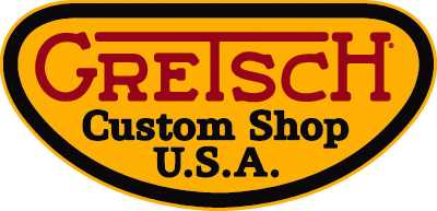 Gretsch Custom Shop Logo