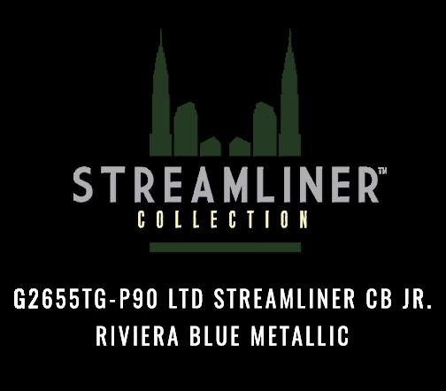 Streamliner Text